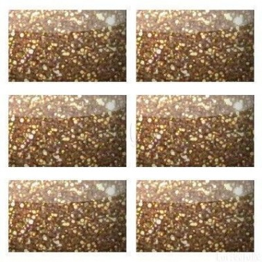 Glitter Polipur Flakes 61P Sahara