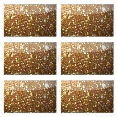 Glitter Polipur Flakes 62P Cinnamon