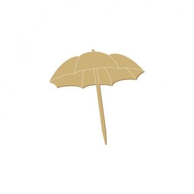 Wooden Silhouette 129 Umbrella