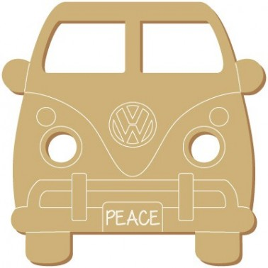 Wooden Silhouette 139 VW