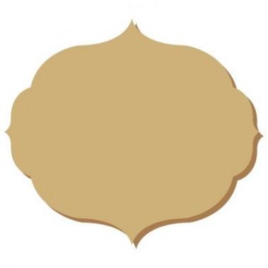 <h2>Silueta Placa 001</h2><p>Fabricado en madera de chopo de 3mm de grosor</p><p>Medidas (ancho x alto):</p><ul><li>(S) 6 x 5,3 cm</li><li>(M) 9 x 8 cm</li><li>(L) 12 x 10,6 cm</li><li>(XL) 15 x 13,3 cm</li><li>(XXL) 18 x 15,9 cm</li></ul><p>Si lo quiere en otra medida o en DM envíenos un email</p>