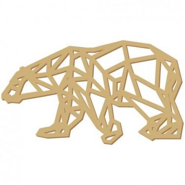 Wood Shape 178 Bear