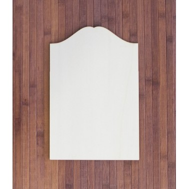 Wooden Plate 085 Vintage Retangle