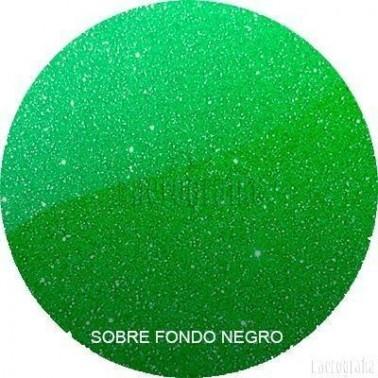 Purpurina Crystal 422 Verde
