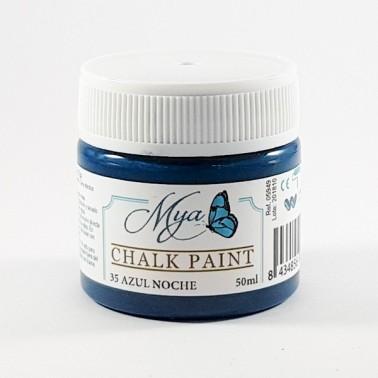 Chalk Paint MYA 35 Azul Noche 100ml