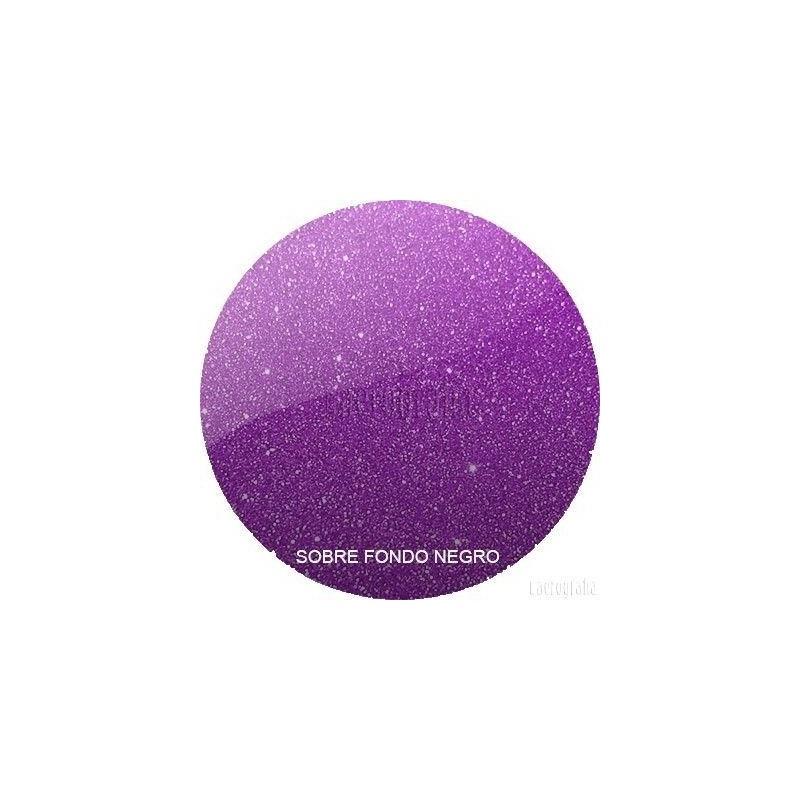 Glitter Crystal Flakes 424 Violet