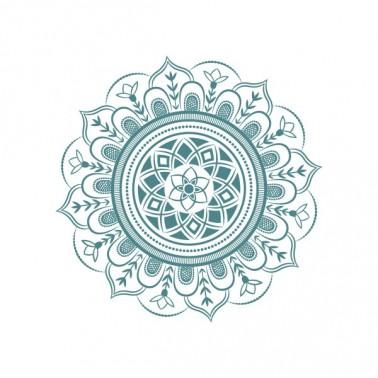 Rubber Stamp MYA 0012 mandala