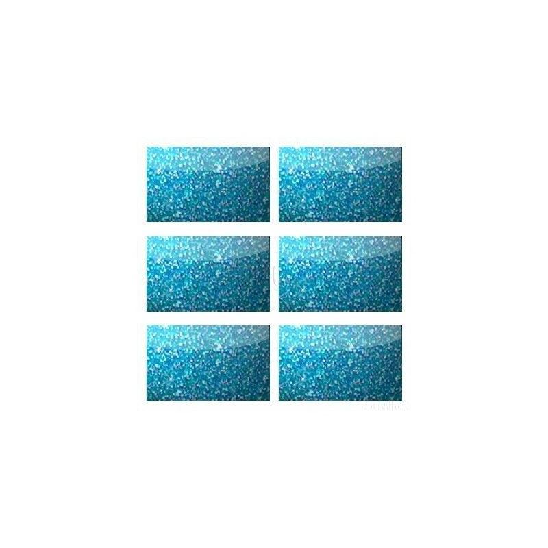 Purpurina Holográfica Azul