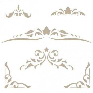 <h1>Stencil Mini Damask 038</h1> <ul><li>(S): 12 x 12 cm - design 10 x 10 cm</li> <li>(M): 18 x 18 cm - <span>design </span>15 x 15 cm</li> <li>(L): 24 x 24 cm - <span>design </span>20 x 20 cm</li> <li>(XL): 30 x 30 cm - <span>design </span>25 x 25 cm</li> </ul>