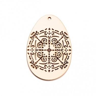 <h1>Wood Silhouette 057 Easter Egg</h1> <ul><li>(S) 5 x 7 cm</li> <li>(M) 7,5 x 10,5 cm</li> <li>(L) 10 x 14 cm</li> <li>(XL) 12,5 x 17,5 cm</li> <li>(XXL) 15 x 21 cm</li> </ul>