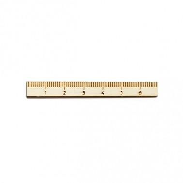 <h1>Silueta Figura 203 Regla</h1> <ul><li>(S) 1 x 7 cm</li> <li>(M) 1,5 x 10,5 cm</li> <li>(L) 2 x 14 cm</li> <li>(XL) 2,5 x 17,5 cm</li> <li>(XXL) 3 x 21 cm</li> </ul>