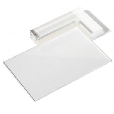 Stamp Positioner Acrylic Set 12x18cm 2 pcs