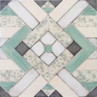 DIY Kit 022 Square Mosaic