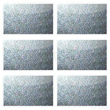 Glitter Micro Flake 1UP Silver