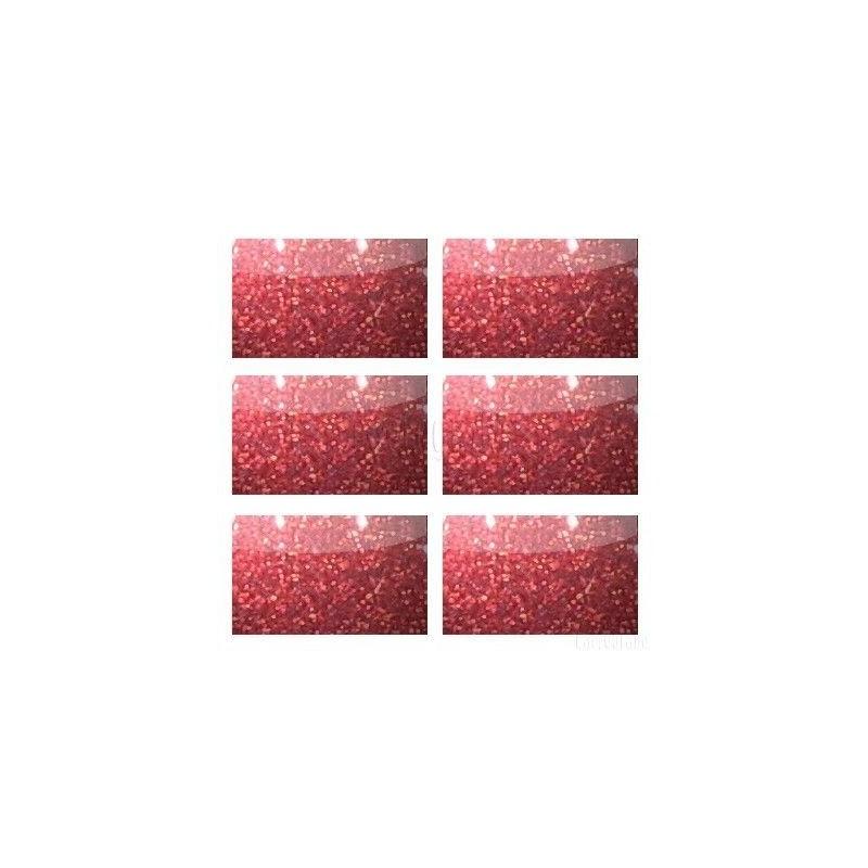 Glitter Micro Flake 10UP Red