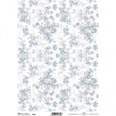 Decoupage Rice Paper R007 A4