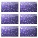 Glitter Polipur Flake 13P Purple