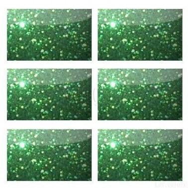 Glitter Polipur Flakes 21P Green River