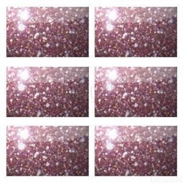 Glitter Polipur Flakes 27P Salmon