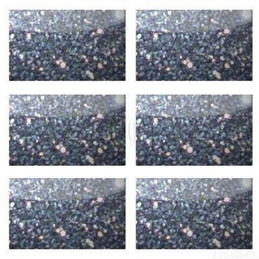 Glitter Polipur Flakes 35P Metal