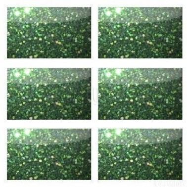 Glitter Polipur Flakes 38P Green Moss