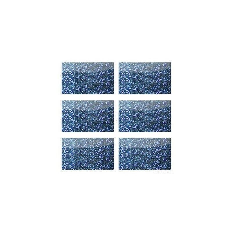 Glitter Polipur Flakes 46P Blue Metal